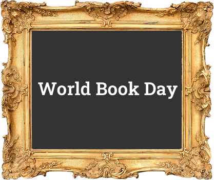 2016 - World Book Day