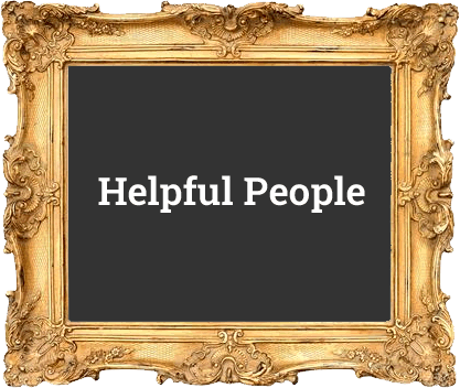 2018 - Helpful People